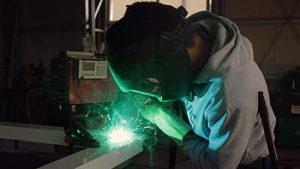 welding guy sam
